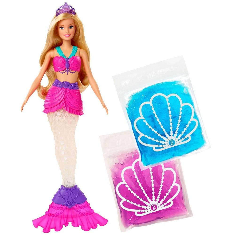 Barbie Dreamtopia Slime Mermaid Doll was $19.89 now $12.99 (35.0% off)