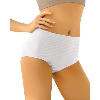 Leonisa Leonisa high waist brief underwear for women - Super comfy classic panties -