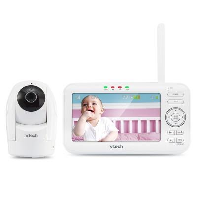VTech VM5262 5  Digital Video Monitor PTZ
