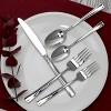 86pc Stainless Steel Midford Flatware Set - Studio Cuisine - image 2 of 3