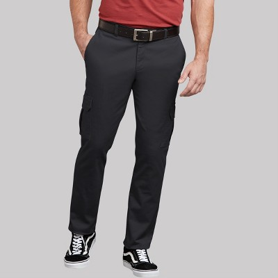 Dickies Men's X-Series Active Waist Washed Cargo Chino Pants