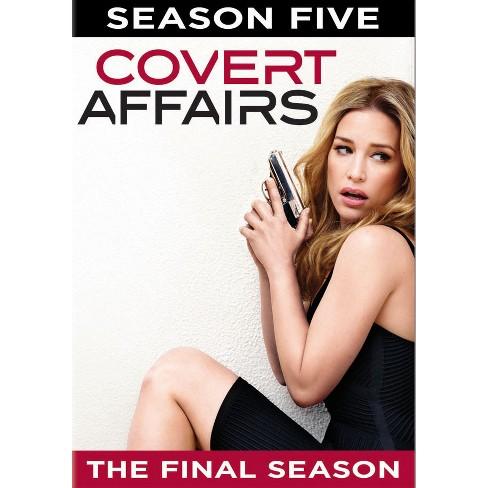 Covert Affairs: Season Five [4 Discs] - image 1 of 1