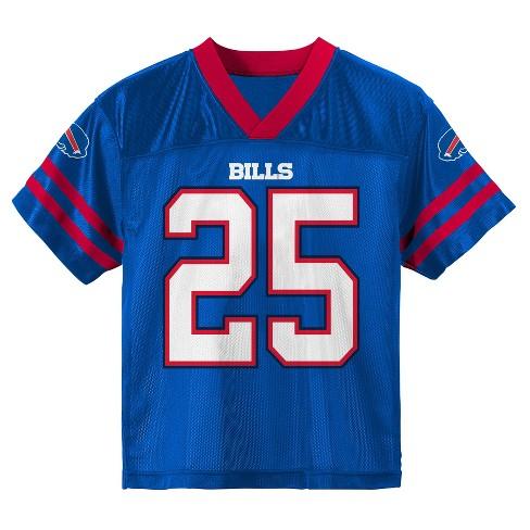 best service dc3fb f20b7 Buffalo Bills Boys' Player Jersey S