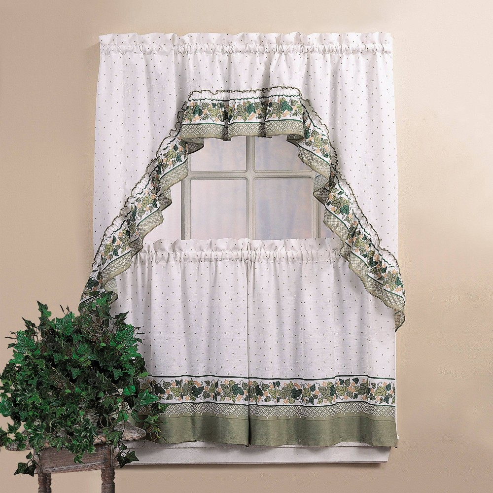 "Image of ""24"""" Cottage Ivy Tier Set Multi - CHF Industries"""