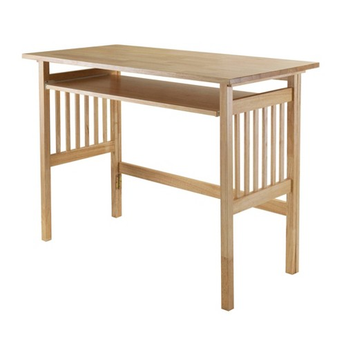 Outstanding Folding Computer Desk Natural Winsome Download Free Architecture Designs Scobabritishbridgeorg