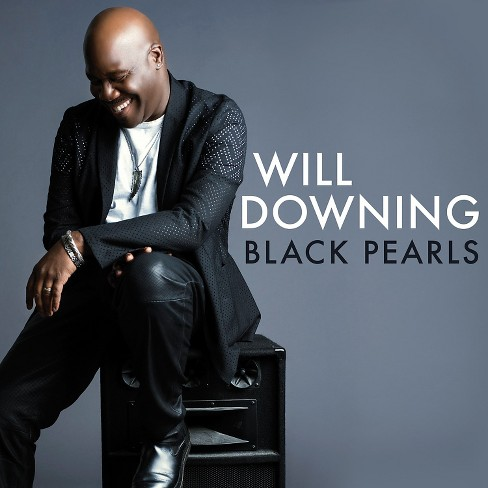 Will downing - Black pearls (CD) - image 1 of 1