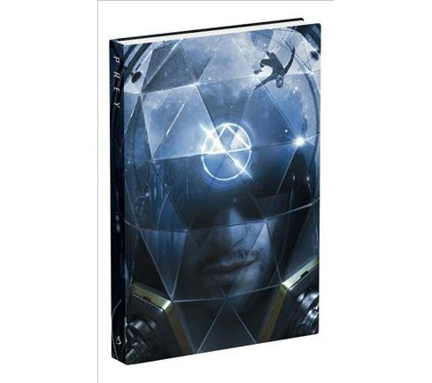Prey : Prima Official Guide (Collectors) (Hardcover) (David Knight) - image 1 of 1