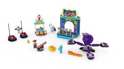 Lego 4 Disney Toy Story 4 Buzz Woody S Carnival Mania 10770 Target
