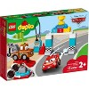 LEGO DUPLO Disney and Pixar Cars Lightning McQueen's Race Day Toy 10924 - image 4 of 4