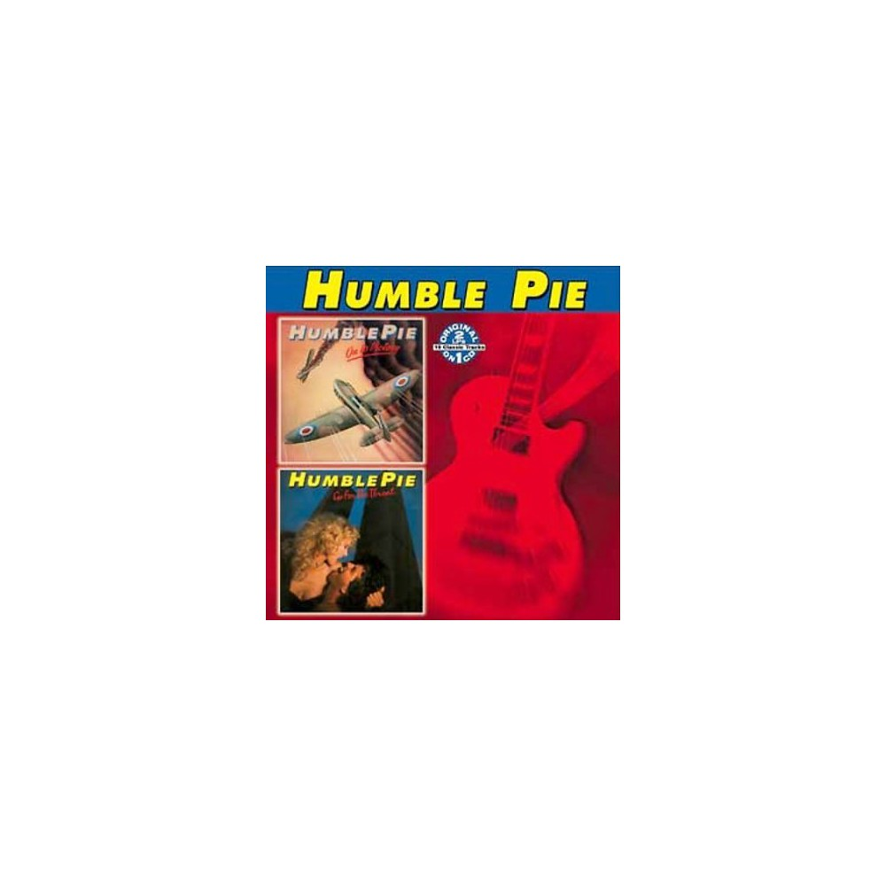 Humble Pie - On To Victory/Go For The Throat (CD)