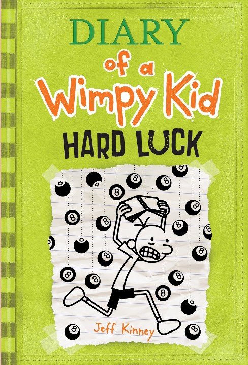 Hard Luck (Hardcover) by Jeff Kinney - image 1 of 2