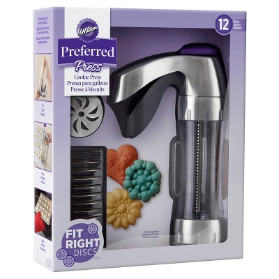 Wilton Preferred Cookie Press