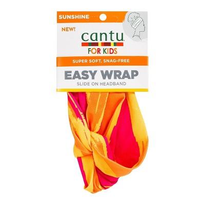 Cantu Kids Easy Wrap Headband - Sunshine