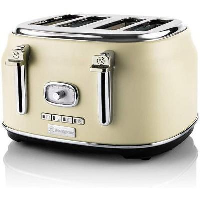 Westinghouse Retro 4 Slice Toaster