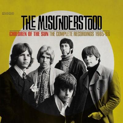 Misunderstood - Children Of The Sun: The Complete Record (CD)