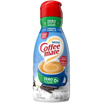 Coffee mate Sugar Free French Vanilla Coffee Creamer - 1qt