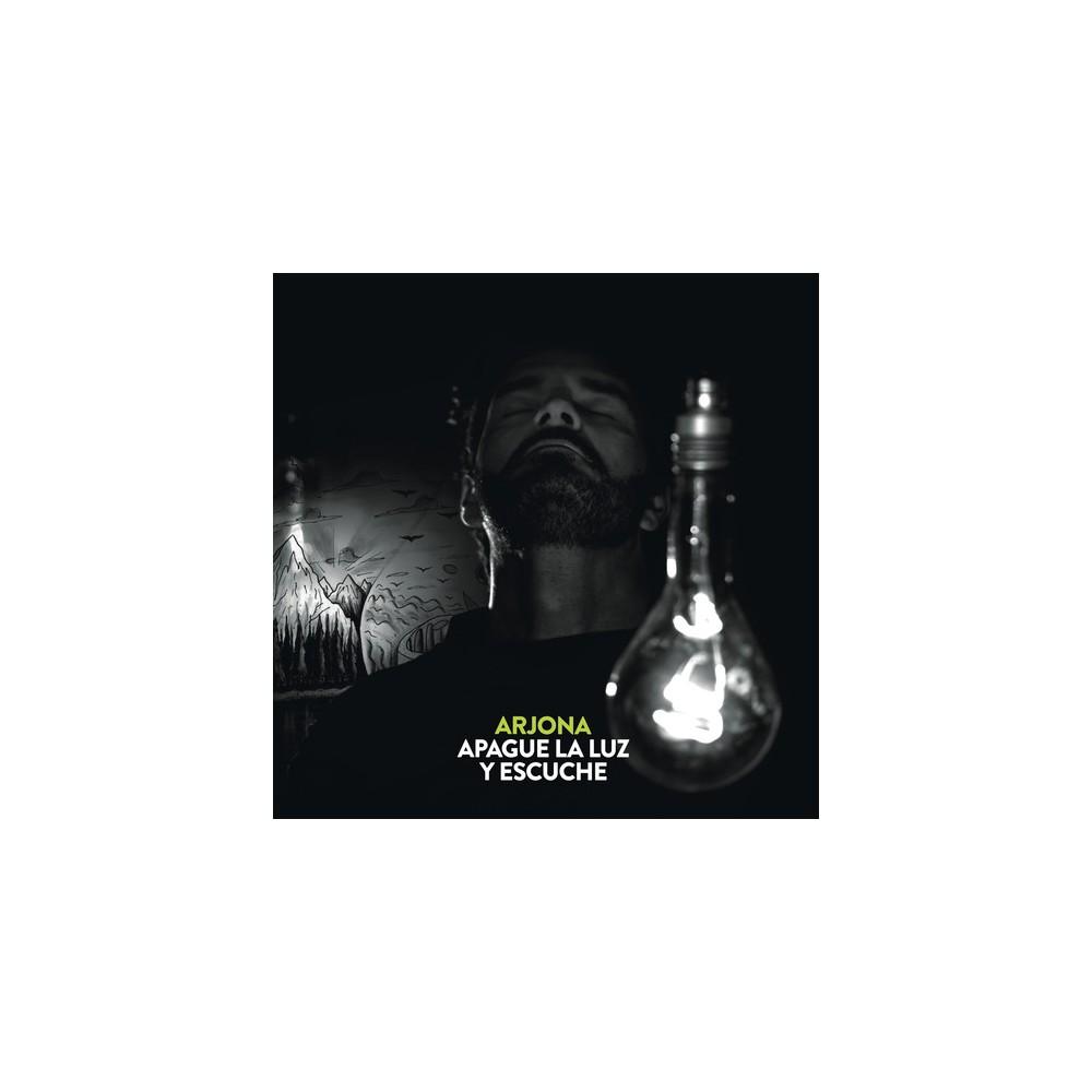 Ricardo Arjona - Apague La Luz Y Escuche (Vinyl)
