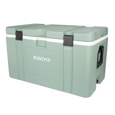 Igloo Mission Hard Sided 124qt Portable Cooler - Sea Glass