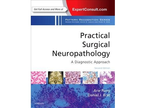 Practical Surgical Neuropathology : A Diagnostic Approach -  (Hardcover) - image 1 of 1