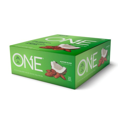 ONE Protein Bar - Almond Bliss - 12ct - image 1 of 3
