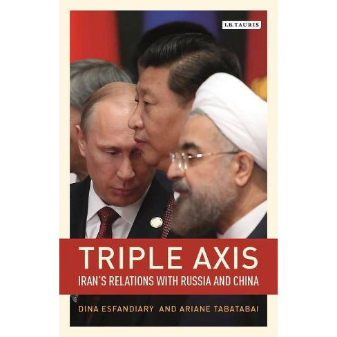Triple-Axis - (Library of International Relations) by  Ariane Tabatabai & Dina Esfandiary (Hardcover) - image 1 of 1