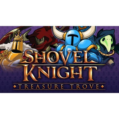 Shovel Knight: Treasure Trove - Nintendo Switch (Digital)