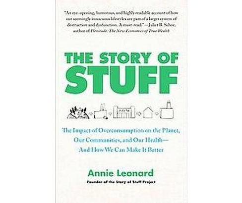 Story of Stuff : The Impact of Overconsumption on the Planet, Our Communities, and Our Health-and How We - image 1 of 1