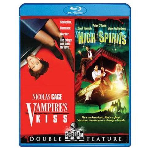 Vampire's Kiss / High Spirits (Blu-ray) - image 1 of 1