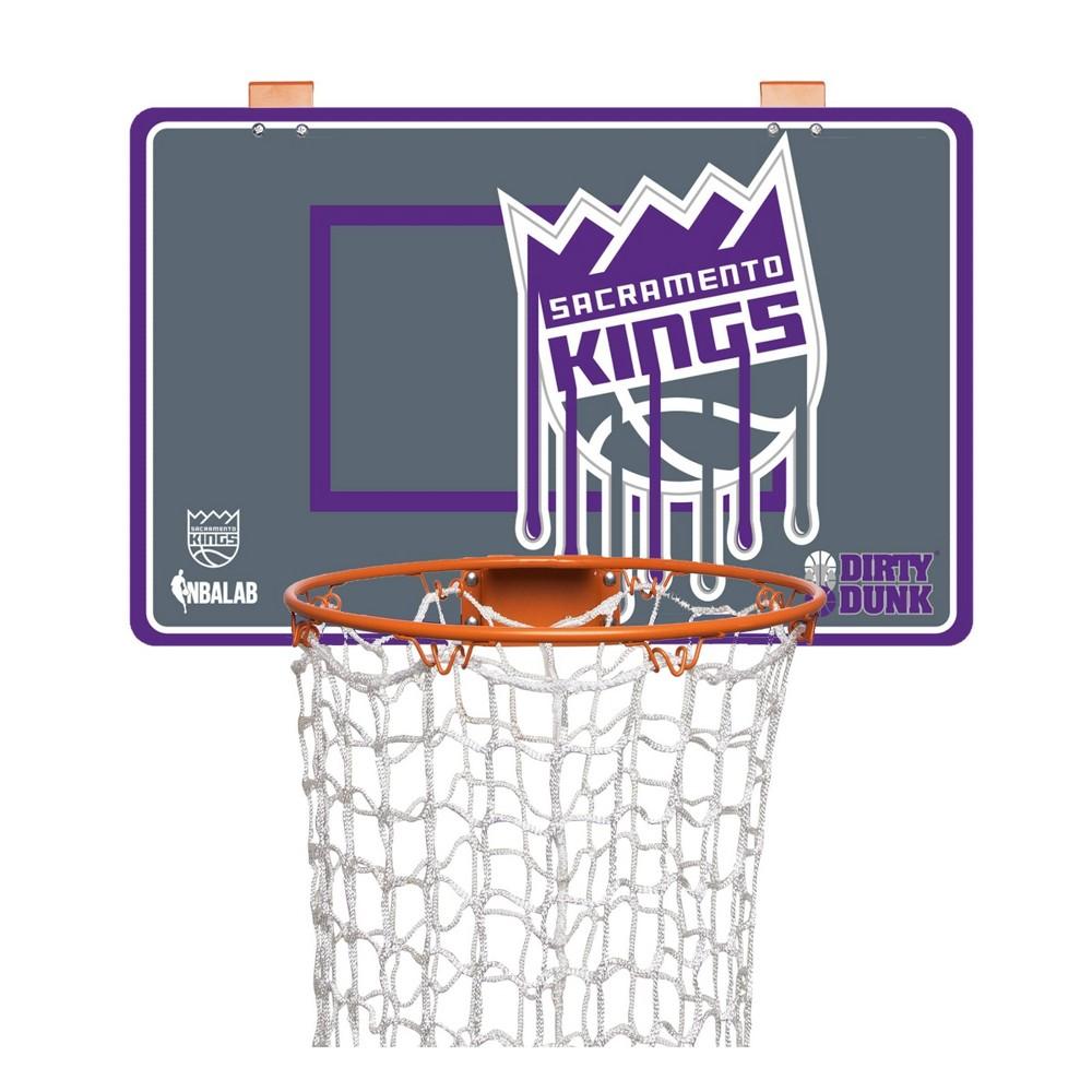 Nba Sacramento Kings Dirty Dunk Hamper Hoop