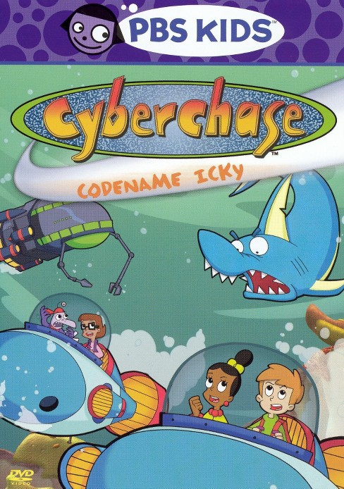 Cyberchase:Codename icky & harriet th (DVD) - image 1 of 1