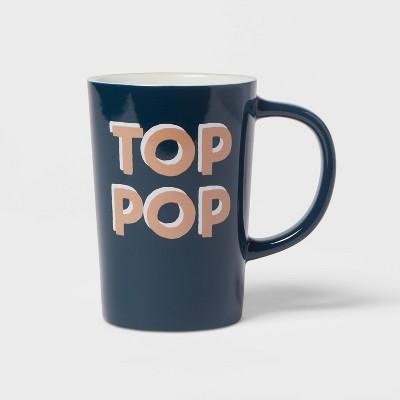 16oz Stoneware Top Pop Mug - Room Essentials™