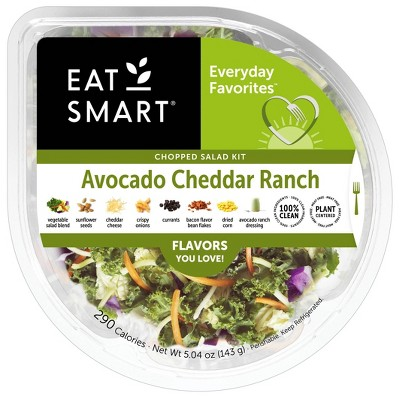 Eat Smart Salad Avocado Ranch - 5.04oz
