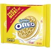 Golden Oreo Party Size Sandwich Cookies - 25.5oz - image 3 of 3