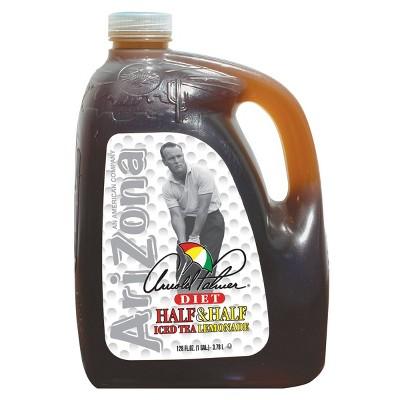 AriZona Arnold Palmer Zero Half Iced Tea & Half Lemonade - 128 fl oz Jug