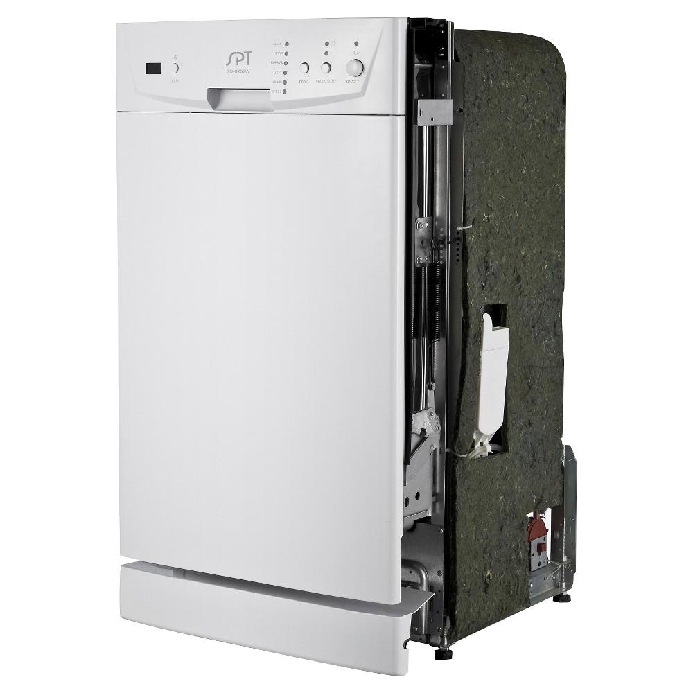 Sunpentown Built-In Dishwasher – White 50390772