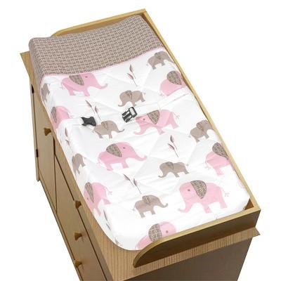 Sweet Jojo Designs Elephant cpc - Pink