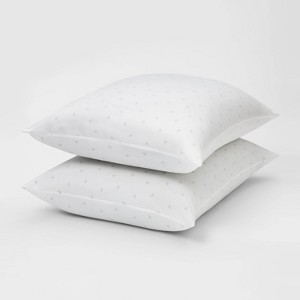 Standard/Queen 2pk Bed Pillow Set - Room Essentials , Size: 2 Pack, White