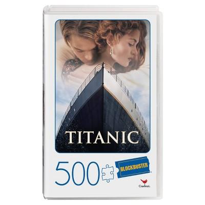 Cardinal Blockbuster: Titanic Jigsaw Puzzle - 500pc
