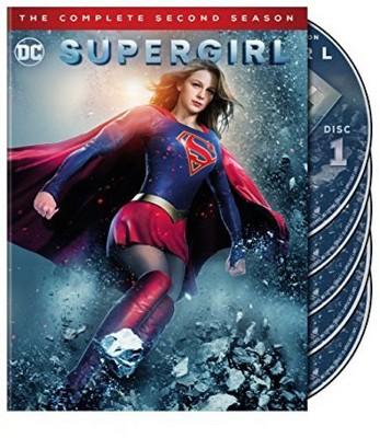 supergirl season 2 (dvd) Supergirl Season 2 Start