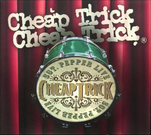 Cheap trick - Sgt pepper live (CD) - image 1 of 1