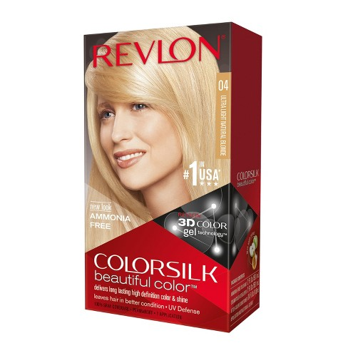 Revlon Colorsilk Beautiful Permanent Hair Color Target