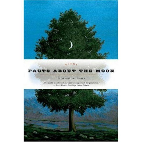Facts about the Moon - by  Dorianne Laux (Paperback) - image 1 of 1