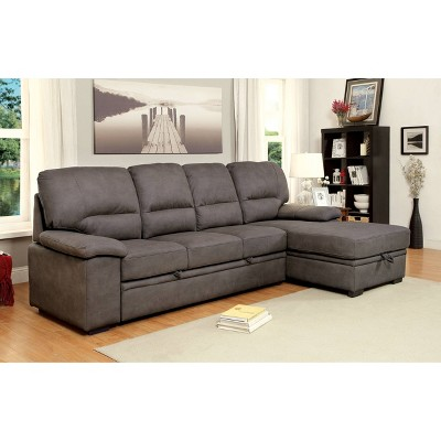 Samson Modern Style Pullout Sleeper Sofa - miBasics