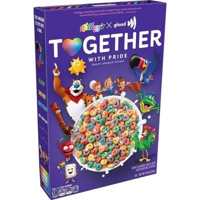 Kellogg's Love is Love Pride Cereal - 7.8oz