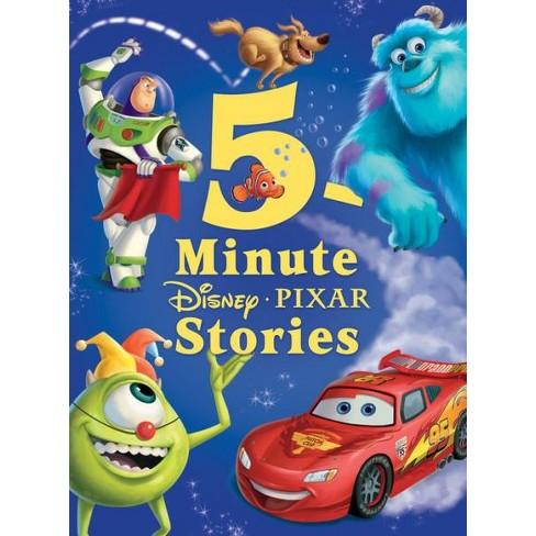 5 minute disney pixar stories hardcover by disney enterprises target