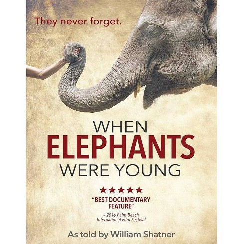 When Elephants were Young (Blu-ray) - image 1 of 1