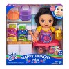 Baby Alive Happy Hungry Baby Doll - Black Straight Hair - image 2 of 4