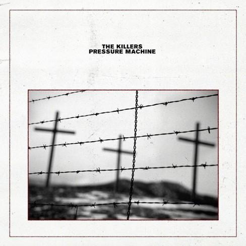 The Killers - Pressure Machine (CD) - image 1 of 1