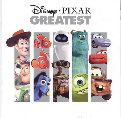 Various Artists - Disney Pixar Greatest Hits (CD)