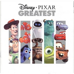 Various Artists - Disney Pixar Greatest Hits (CD)